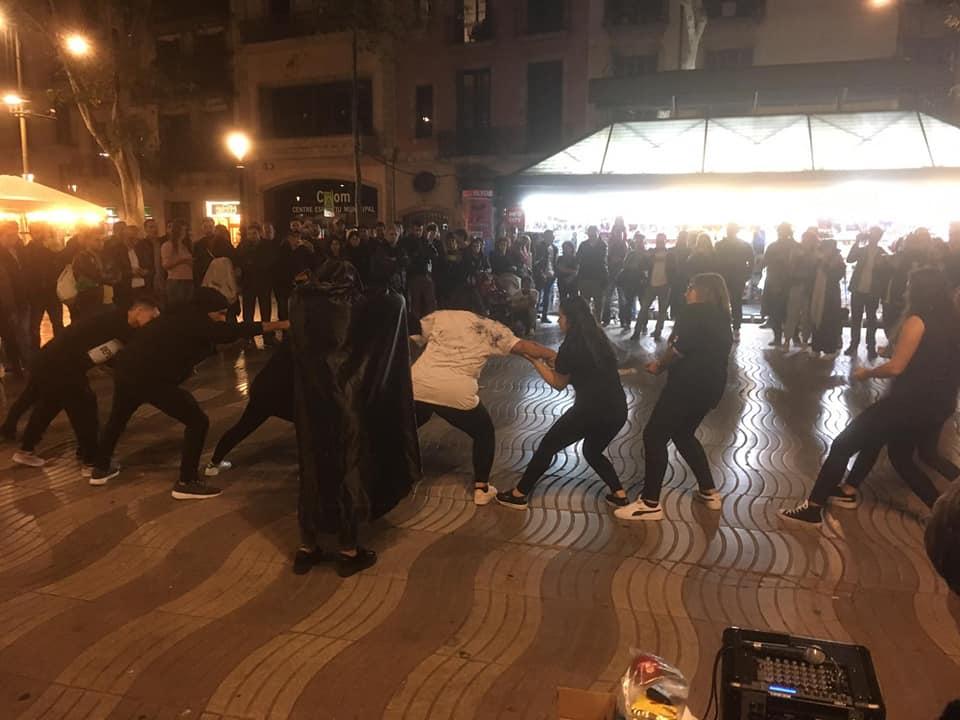 L'Italia sè desta – Barcellona 2018