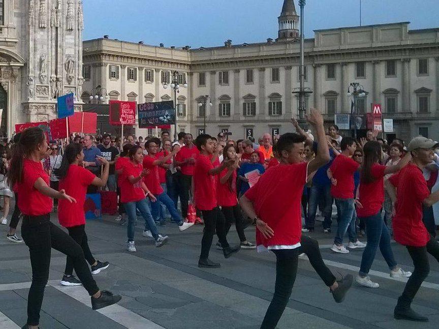 Marcia per Gesù – Milano 2016