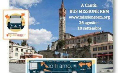 Missione REM a Cantù