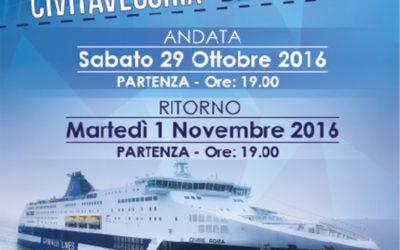 L'Italia s'è desta 2016, Civitavecchia-Barcellona