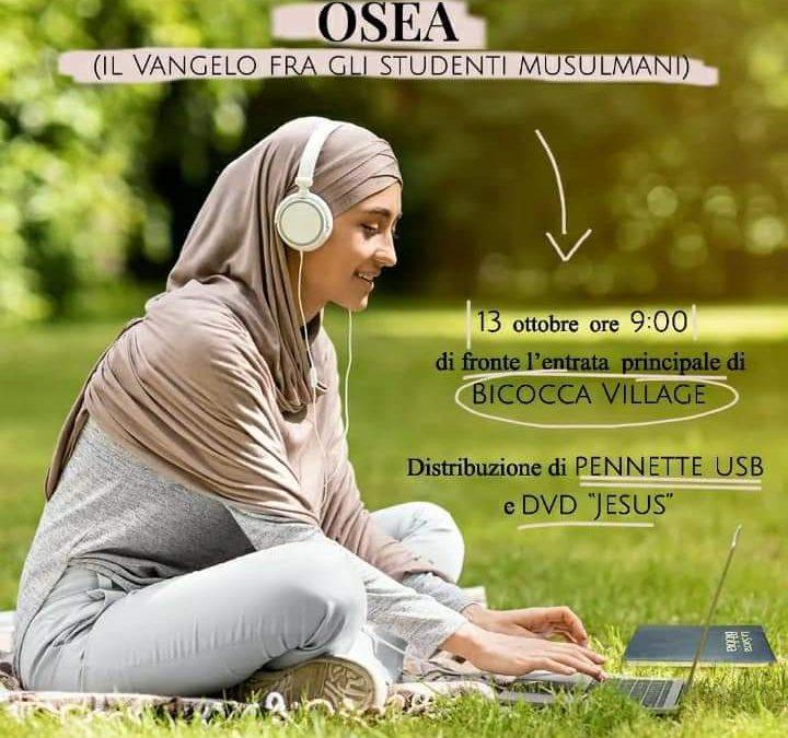 Osea – Il vangelo tra gli studenti musulmani